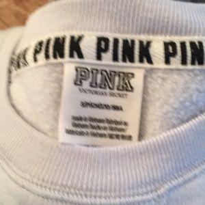 Pink by Victoria 's Secret sweatshirt